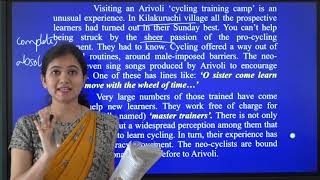 II PUC | English | Where There is a Wheel - 02