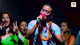 उही खोलिमा पानी New live dohori Uhi Kholima pani by Rajan Gurung in Pokhara