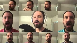 Elton John - Your Song - Acapella One Man Choir