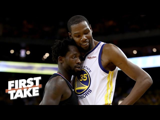LeBron would never let Patrick Beverley affect him like Kevin Durant has – Stephen A. | First Take
