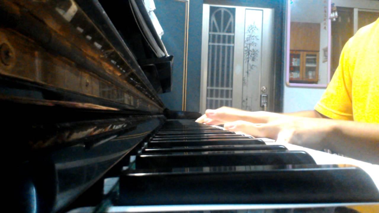 八三夭 831 - 刀劍如夢2.0 Piano 鋼琴 Cover By Criss YU - YouTube
