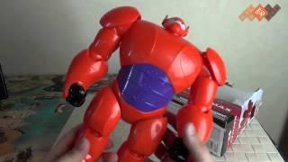 Обзор игрушки Big Hero 6 38660 Город Героев Бэймакс. В продаже на TOY.RU