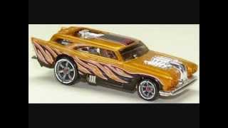 All of the cars on Hot Wheels Beat That WII in order!!