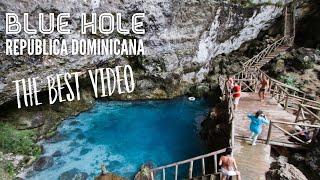 Blue Hole. Hoyo Azul. Cap Cana. Punta Cana. Republica Dominicana.
