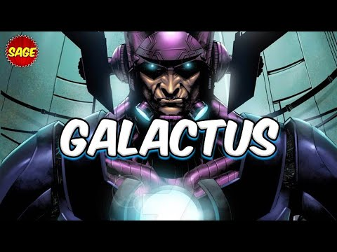Who is Marvel's Galactus? Devourer of Worlds - Oldest Living Being