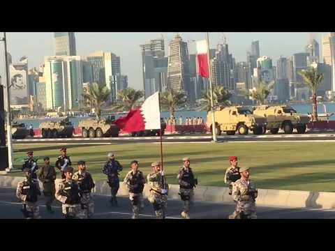 Qatar National Day Parade 2017: Full Military Assets Segment