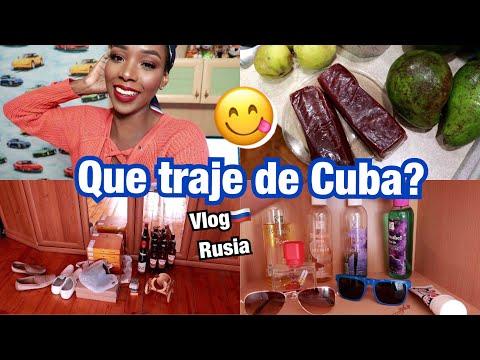 COSAS QUE TRAJE DE CUBA + ALE QUIERE REGRESAR + ESTAMOS CONFUNDIDOS | 27-30 Oct 2017