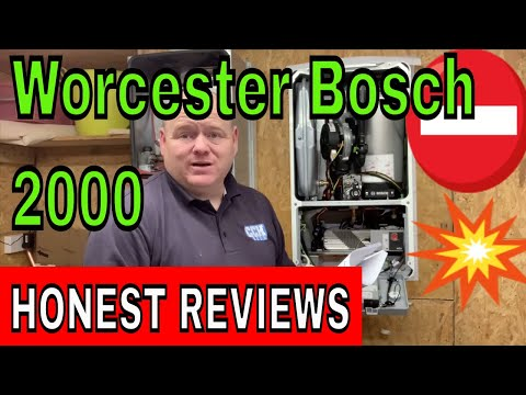 Worcester Bosch 2000 Review - Combi Boiler Reviews