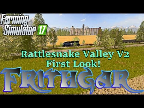 Rattlesnake Valley V2 Exclusive First Look!