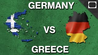 Why Do Greece And Germany Hate Each Other?