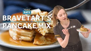 Homemade Pancake Mix for Thick and Fluffy Pancakes | Serious Eats