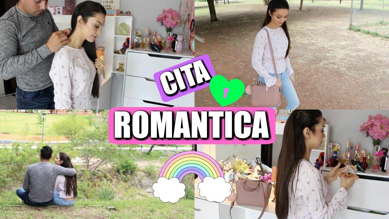 Arreglate conmigo para una cita romantica youtube for Preparar cita romantica