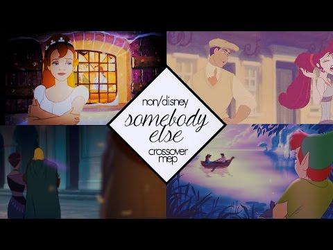 somebody else {non/disney crossover mep}