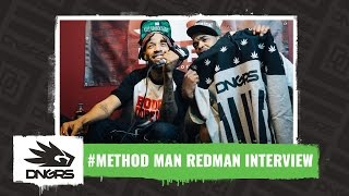 DNGRS presents: Method Man & Redman Tour 2016 (Interview)