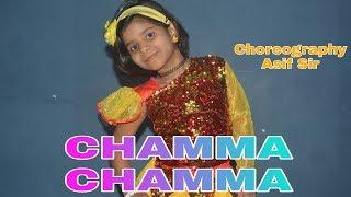 Chamma Chamma Dance Video | Asif Sir Choreography | Elli Avrram Arshad Neha Kakkar