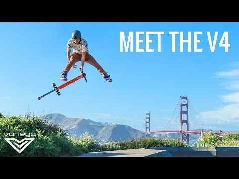 World's Best Pogo Stick | Vurtego Pogo