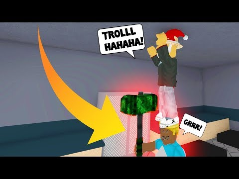 LOL! DANCING ON THE BEAST HEAD! (Roblox Flee The Facility)