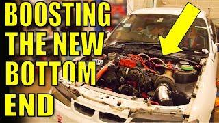 ROAD TUNING THE BEAST! VR V6 CUSTOM TURBO UTE