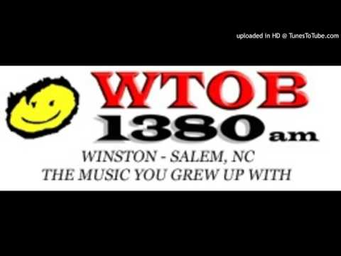 WTOB AM 1380 Winston Salem Aircheck Day To Night Power Switch 10-3-15