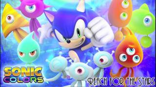Reach For The Stars FULL MP3 DOWNLOAD From Sonic Colors