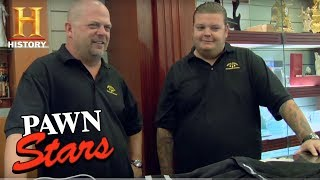 Pawn Stars: Ryan Newman's NASCAR Race Suit | History