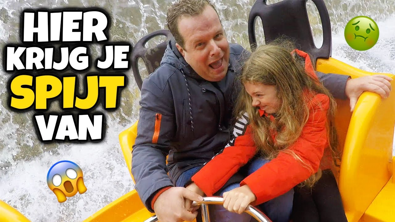 DOEN DURF OF WAARHEID IN PRETPARK !!! - Broer en Zus TV #499