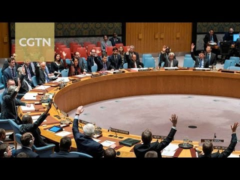 UN Security Council adopts resolution supporting Syria ceasefire, peace talks