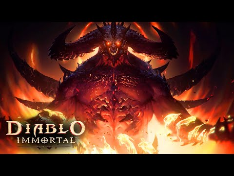 Diablo Immortal - Cinematic Trailer  Blizzcon 2018