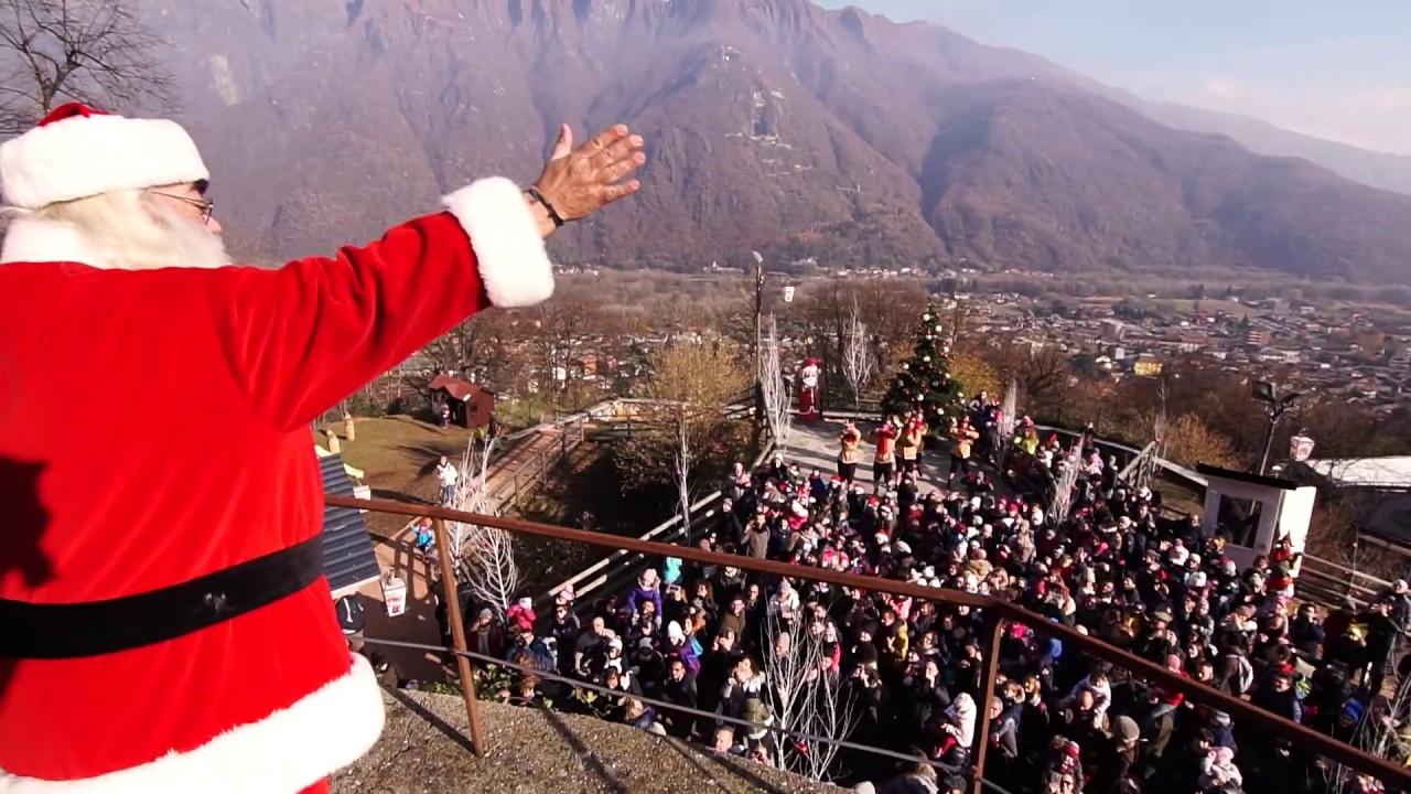 La Grotta Di Babbo Natale.Il Video Ufficiale Della Nona Edizione Della Grotta Di Babbo Natale