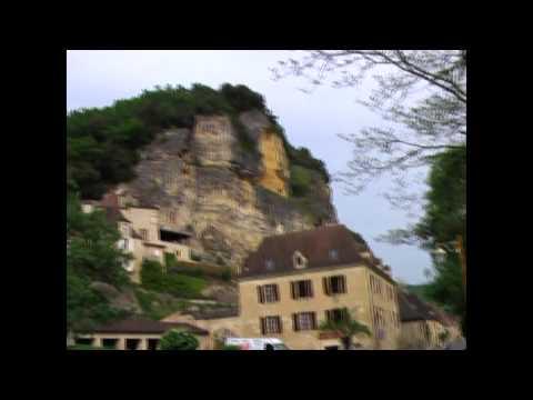 Village La Roque-Gageac (1/3), Dordogne, Périgord, Aquitaine, France