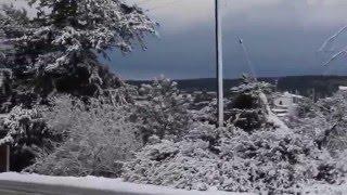 Ο Κορμακίτης ντυμένος στα λευκά! 01/1/2016