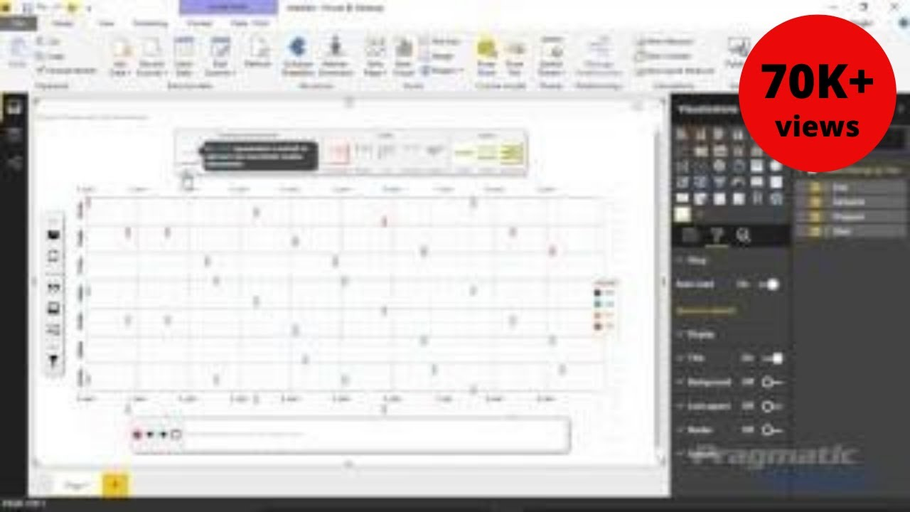 power bi custom visuals timeline storyteller [ 1280 x 720 Pixel ]