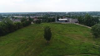 Бобруйская крепость с высоты птичьего полета