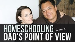 Homeschooling from a Dad's Point of View (Dad Chat with Homeschool On)