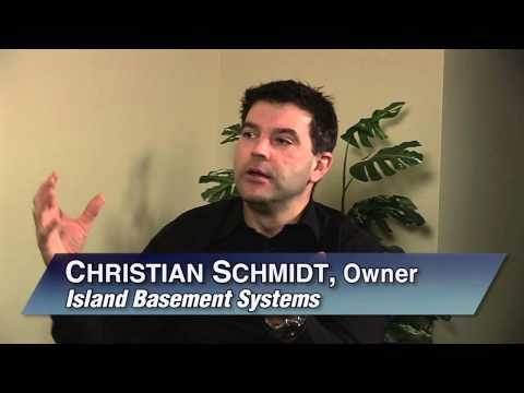 White Stains in Basement Walls: Mold or Efflorescence?  | Island Basement Systems