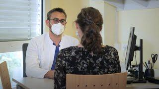 Häufiger Krebs bei Frauen: Brust – Eierstock – Gebärmutter