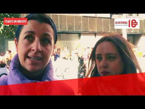 """Incómoda: Abandono del Colegio de Educación Especial """"Virgen de la  Esperanza"""" en Algeciras"""