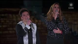 LUCERO y LUCERO MIJARES cantan Gloria a ti a la Santísima Virgen de Guadalupe