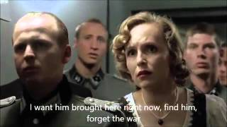 Hitler's reaction to Taher Shah's New Angel Song