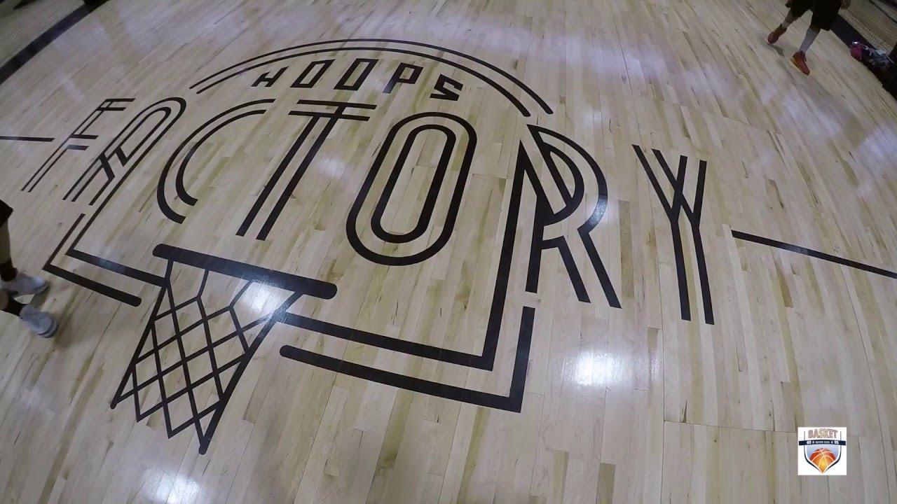 Basket Never Dies ....Hoops Factory 21 Février 2016