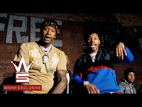 Lil Baby Feat. Moneybagg Yo All Of A Sudden (WSHH Exclusive - Official Music Video)