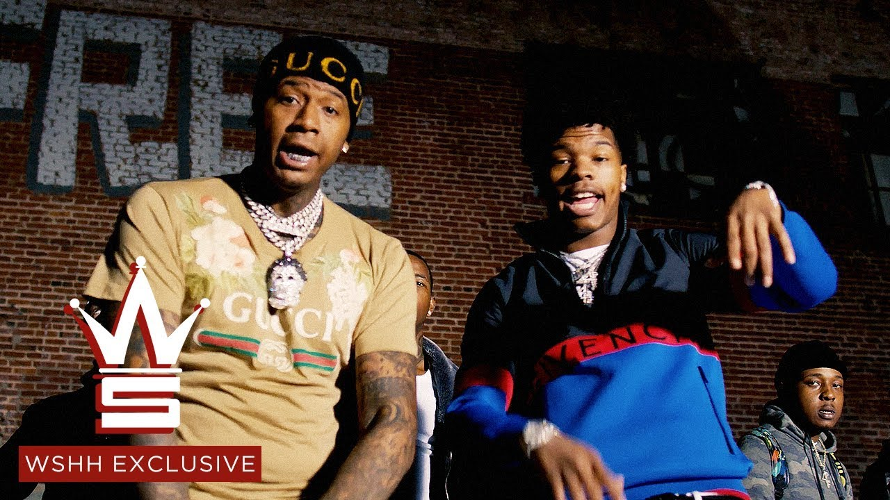 Lil Baby Feat. Moneybagg Yo - All Of A Sudden