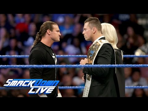 Dolph Ziggler and Daniel Bryan confront The Miz: SmackDown LIVE, Sept. 13, 2016