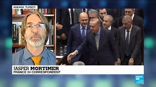 "Khashoggi killing: ""Erdogan disappointed"""