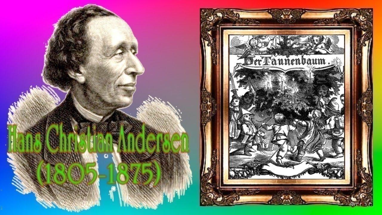 Andersen Der Tannenbaum.Der Tannenbaum Hans Christian Andersen