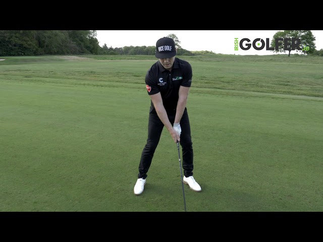 Brendan McCarroll - Set up for the perfect drive