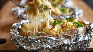Все в восторге от этого рецепта Картофель с начинкой
