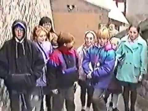 Bradbury Hong Kong - Beijing Tour - 1994