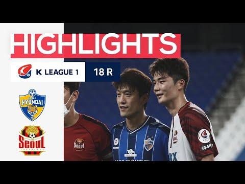 Ulsan Hyundai Seoul Goals And Highlights