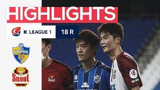 [하나원큐 K리그1] 18R 울산 vs 서울 하이라이트 | Ulsan vs Seoul Highlights (20.08.30)